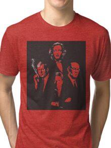 X Files Tri-blend T-Shirt