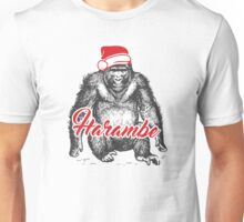 Harambe - the only wish Unisex T-Shirt