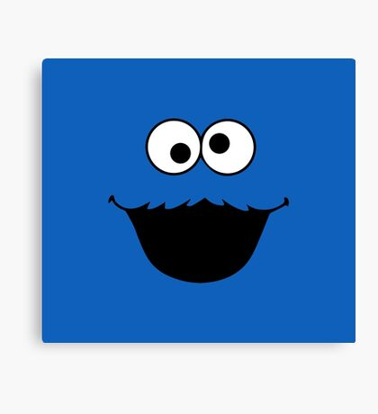 cookies monster 2 Canvas Print