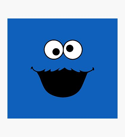 cookies monster 2 Photographic Print
