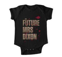 The Future Mrs Dixon One Piece - Short Sleeve
