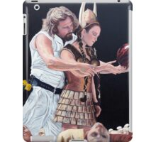 I Just Dropped In iPad Case/Skin