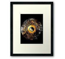 Zodiac V.II Framed Print