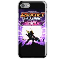 RATCHET CLANK NEXUS RAB 2 iPhone Case/Skin