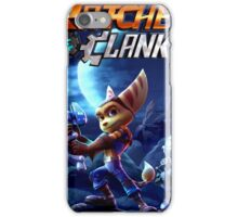 RATCHET CLANK RABU 1 iPhone Case/Skin