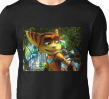 RATCHET CLANK RABU BEST Unisex T-Shirt