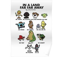 In A Land Far Far Away Poster