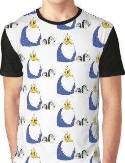 Quasimoto x MF DOOM x Ice king Graphic T-Shirt