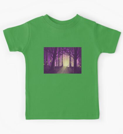 Dreamer - Spirit of the Forest Kids Tee