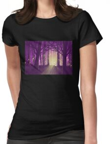 Dreamer - Spirit of the Forest Womens Fitted T-Shirt