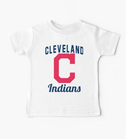 Cleveland Indians Baby Tee