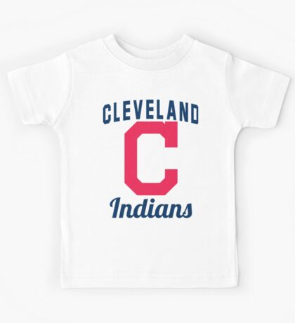 Cleveland Indians Kids Tee