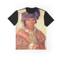 Coeehajo Seminole Chief Graphic T-Shirt