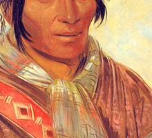 Coeehajo Seminole Chief Sticker