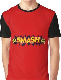Super Smash Bros. Graphic T-Shirt