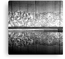 Urban Landscape - Spaghetti Junction Canvas Print
