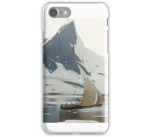 The ships iPhone Case/Skin