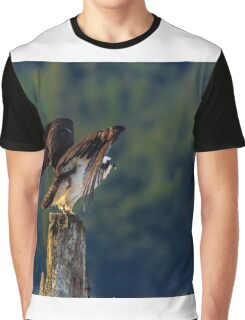 READY FOR FLIGHT Graphic T-Shirt