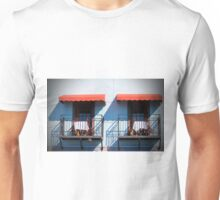 Balconies For Two Unisex T-Shirt