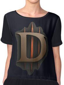Dota 2 shirts  Chiffon Top
