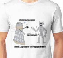 Robott & Cyberstello Unisex T-Shirt