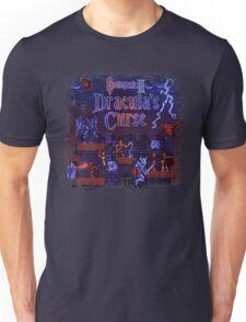 Curse Vania Dracula's Castle 3 Unisex T-Shirt