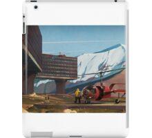 Bureau iPad Case/Skin