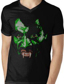 Blacula Mens V-Neck T-Shirt