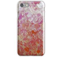 Picturesque theme from Realm of Orange painting iPhone Case/Skin