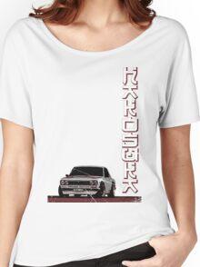 Hakosuka Pop-Art Women's Relaxed Fit T-Shirt