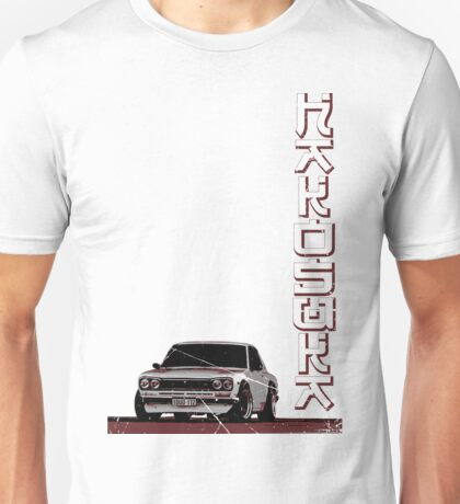 Hakosuka Pop-Art Unisex T-Shirt