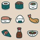 Sushi Lover by rfad