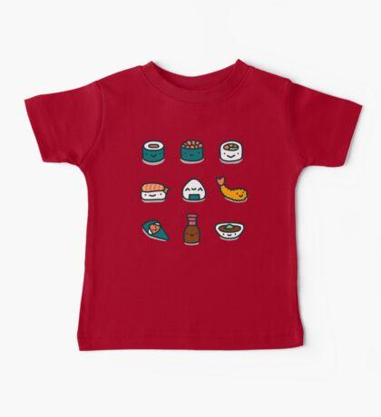 Sushi Lover Baby Tee