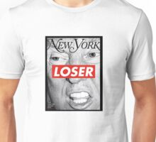 Barbara Kreuger - Trump LOSER Unisex T-Shirt