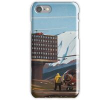 Bureau iPhone Case/Skin