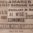 Guernsey war adverts design  by sarnia2
