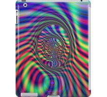 Psychedelic Tunnel iPad Case/Skin