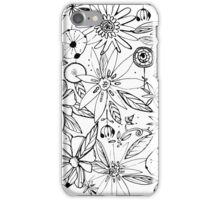 Pen and Ink iPhone Case/Skin