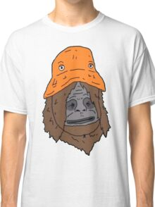 Sassy and the Orange Hat Classic T-Shirt