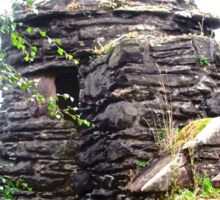 Stone Tower on the Derry Walls, Derry, Northern Ireland Sticker