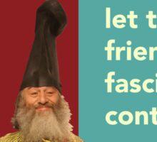 Vermin Supreme: The Friendly Fascist Sticker