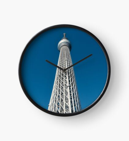 Tokyo Skytree Observation Tower Clock