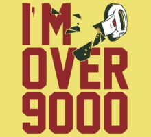 I'm Over 9000 (Original) Kids Tee