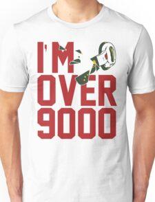 I'm Over 9000 (Original) Unisex T-Shirt