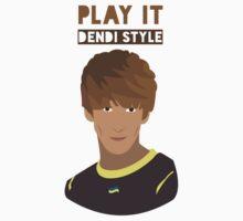 Play it Dendi Style - Danil - Dota2 by T J B