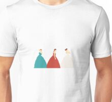 The Selection Trilogy Silhouettes Unisex T-Shirt