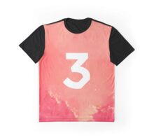 Chance The Rapper - Coloring Book - 3 Graphic T-Shirt