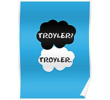 Troyler - TFIOS Poster