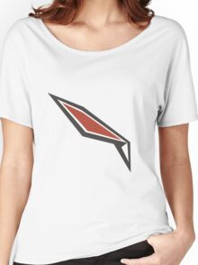 Team Skull Gladion Women's Relaxed Fit T-Shirt