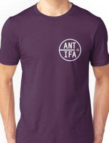 Antifa Unisex Classic Tshirt (Antifascist, AntiNazi) Unisex T-Shirt